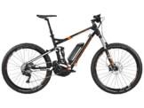 Bergamont E-Line Trailster C 8.0 500 27.5 Pedelec Elektro MTB Fahrrad schwarz/weiß/orange 2016 - 1