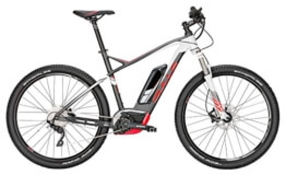 "Bulls Six50-E 3 27.5"" CX 500Wh weiß grau-matt neon rot 2016 - 1"